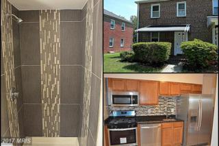 2613 Cylburn Avenue, Baltimore, MD 21215 (#BA9951482) :: Pearson Smith Realty