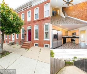 1142 Nanticoke Street, Baltimore, MD 21230 (#BA9952809) :: Pearson Smith Realty