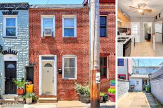114 Chapel Street S, Baltimore, MD 21231 (#BA9953541) :: Pearson Smith Realty