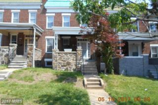 2826 Brighton Street, Baltimore, MD 21216 (#BA9954334) :: The Bob Lucido Team of Keller Williams Integrity