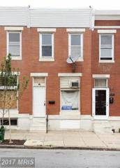 3012 Monument Street E, Baltimore, MD 21205 (#BA9954438) :: Pearson Smith Realty