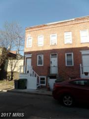 503 Archer Street, Baltimore, MD 21230 (#BA9954971) :: Pearson Smith Realty