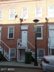509 Archer Street, Baltimore, MD 21230 (#BA9955034) :: Pearson Smith Realty