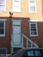 511 Archer Street, Baltimore, MD 21230 (#BA9955042) :: Pearson Smith Realty