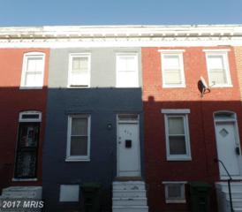 615 Archer Street, Baltimore, MD 21230 (#BA9955056) :: Pearson Smith Realty