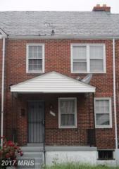 3902 Annellen Road, Baltimore, MD 21215 (#BA9955303) :: Pearson Smith Realty