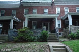 3031 Gwynns Falls Parkway, Baltimore, MD 21216 (#BA9955309) :: Pearson Smith Realty