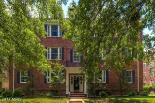 607 Somerset Road #4, Baltimore, MD 21210 (#BA9955534) :: Pearson Smith Realty