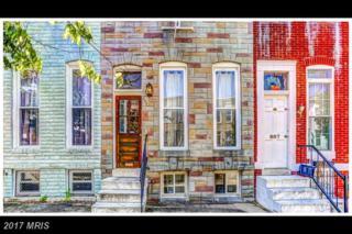 805 Wellington Street, Baltimore, MD 21211 (#BA9955630) :: Pearson Smith Realty
