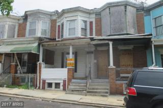 511 Longwood Street N, Baltimore, MD 21223 (#BA9956147) :: Pearson Smith Realty