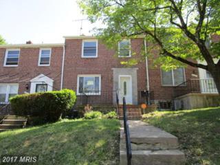 1109 Andover Road, Baltimore, MD 21218 (#BA9956730) :: Pearson Smith Realty