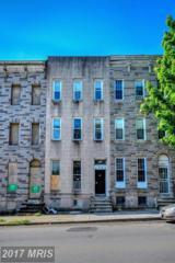 1705 Edmondson Avenue, Baltimore, MD 21223 (#BA9957000) :: Pearson Smith Realty