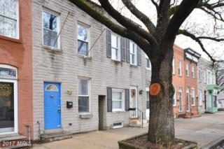 3035 Elliott Street, Baltimore, MD 21224 (#BA9957767) :: ExecuHome Realty