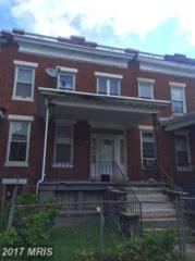 5007 Elmer Avenue, Baltimore, MD 21215 (#BA9957844) :: Pearson Smith Realty