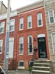 1135 Cross Street, Baltimore, MD 21230 (#BA9957897) :: Pearson Smith Realty