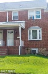 403 Hornel Street, Baltimore, MD 21224 (#BA9958489) :: Pearson Smith Realty