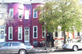 2605 Boone Street, Baltimore, MD 21218 (#BA9958832) :: Pearson Smith Realty