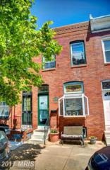 703 Fagley Street, Baltimore, MD 21224 (#BA9958906) :: Pearson Smith Realty