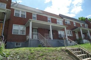 937 Rosedale Street N, Baltimore, MD 21216 (#BA9959590) :: Pearson Smith Realty