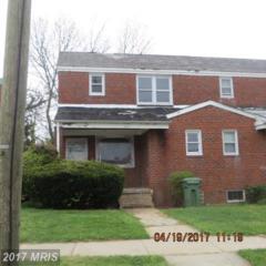 4021 Glen Avenue, Baltimore, MD 21215 (#BA9960058) :: Pearson Smith Realty
