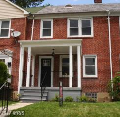 4626 Coleherne Road, Baltimore, MD 21229 (#BA9960110) :: Pearson Smith Realty