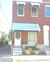 825 N. Belnord Avenue, Baltimore, MD 21205 (#BA9960493) :: Keller Williams Pat Hiban Real Estate Group