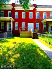 2859 Garrison W Avenue, Baltimore, MD 21215 (#BA9960697) :: Arlington Realty, Inc.