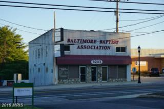 8203 Harford Road, Baltimore, MD 21234 (#BC9817172) :: Pearson Smith Realty