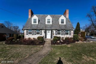910 Milford Mill Road, Pikesville, MD 21208 (#BC9831051) :: Pearson Smith Realty