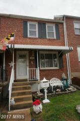 1248 Narcissus Avenue, Baltimore, MD 21237 (#BC9839930) :: Pearson Smith Realty