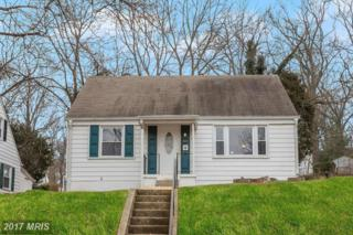 815 Templecliff Road, Pikesville, MD 21208 (#BC9844286) :: Pearson Smith Realty