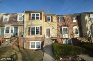 142 Kettle Court 11-7, Baltimore, MD 21244 (#BC9846822) :: LoCoMusings