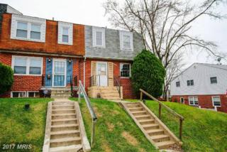 5437 Cynthia Terrace, Baltimore, MD 21206 (#BC9856312) :: Pearson Smith Realty