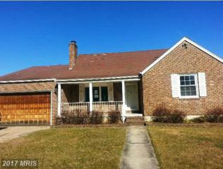 4412 Darleigh Road, Baltimore, MD 21236 (#BC9863293) :: Pearson Smith Realty