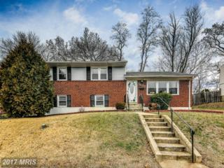 3602 Courtleigh Drive, Randallstown, MD 21133 (#BC9864266) :: LoCoMusings