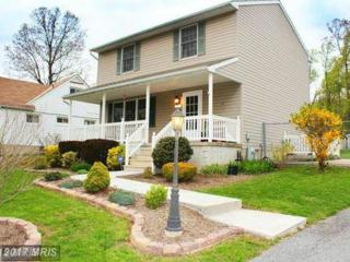 6008-A Point Pleasant Road, Baltimore, MD 21206 (#BC9866376) :: Pearson Smith Realty
