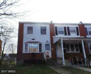 8013 Gough Street, Baltimore, MD 21224 (#BC9869323) :: Pearson Smith Realty