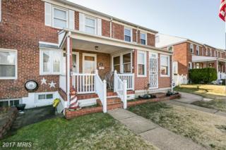 7285 Gough Street, Baltimore, MD 21224 (#BC9871836) :: Pearson Smith Realty