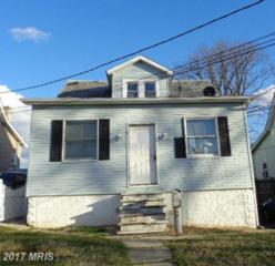 7527 Carson Avenue, Baltimore, MD 21224 (#BC9872050) :: LoCoMusings