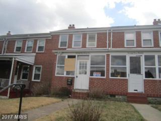 7321 Conley Street, Baltimore, MD 21224 (#BC9882473) :: LoCoMusings