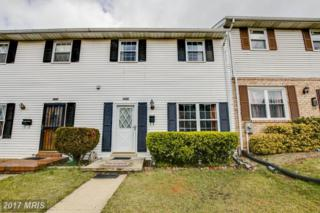 2055 Wintergreen Place, Baltimore, MD 21237 (#BC9885622) :: LoCoMusings