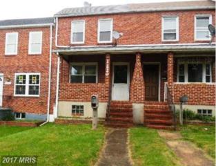 1220 Narcissus Avenue, Baltimore, MD 21237 (#BC9891636) :: LoCoMusings