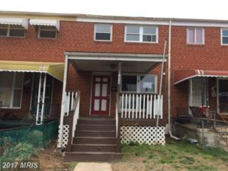 1935 Haselmere Road, Baltimore, MD 21222 (#BC9891692) :: LoCoMusings