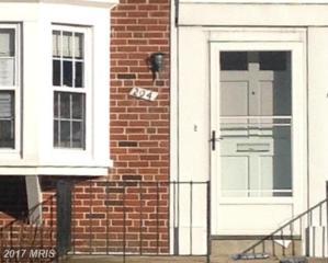 204 Blenheim Road, Baltimore, MD 21212 (#BC9892222) :: LoCoMusings