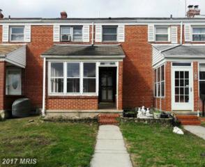 8054 Wallace Road, Baltimore, MD 21222 (#BC9894226) :: LoCoMusings