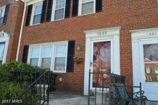 1445 Putty Hill Avenue, Baltimore, MD 21286 (#BC9902045) :: Pearson Smith Realty