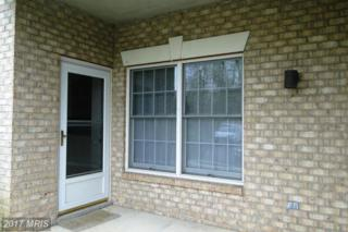 661 Straffan Drive #104, Lutherville Timonium, MD 21093 (#BC9925580) :: Pearson Smith Realty