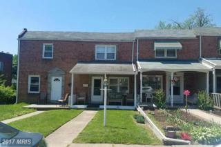 574 47TH Street, Baltimore, MD 21224 (#BC9936039) :: Pearson Smith Realty