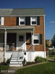7117 Greenwood Avenue, Baltimore, MD 21206 (#BC9942087) :: Pearson Smith Realty