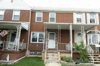 6802 Duluth Avenue, Baltimore, MD 21222 (#BC9943745) :: Pearson Smith Realty
